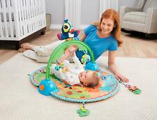 Little Tikes Good Vibrations Deluxe Gym Baby Activity Playmat & Arch Music Toys