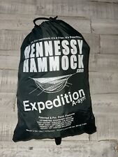 HENNESSY EXPEDITION ASYM ZIP HAMMOCK Good Preowned Condition!