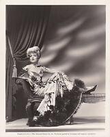 Marlene Dietrich Original Vintage 1945