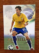 2011 Futera Unique Soccer Card - Brazil KAKA Mint
