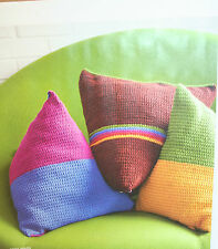 Cuscino a forma di piramide Crochet Pattern