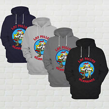 Los Pollos Hermanos Breaking Inspired Bad Heisenberg Walter White Pullover Hoody