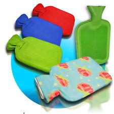 Wärmflasche mit oder ohne Überbezug Bezug Pulli für 2L Wärmeflasche Wärmkissen