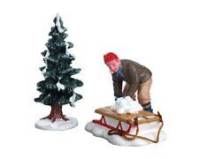 115 The Scrooge Weihnachtsfiguren 92297 Weihnachtsdorf Lemax Figuren