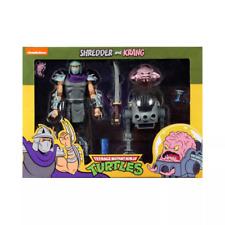NECA Shredder and Krang Action Figure 7 inch