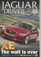 JAGUAR DRIVER MAGAZINE  OCTOBER 2014  NO.651   XE   LS