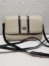 Cinda B Crossbody Purse Handbag Organizer Clutch Kensington Python NWOT