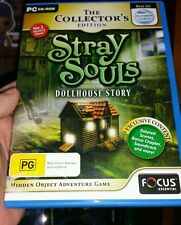 Stray Souls Dollhouse Story Collector's Edition PC GAME - FREE POST *