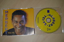 Herbert - Yei-ye. CD-Single promo (CP1704)