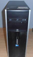 HP 8000 Elite Core2Duo E8500(2x 3.16GHz) 4GB, 500GB, HDMI, Windows 10