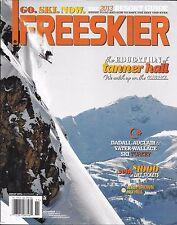 Freeskier magazine Tanner Hall Ski Turkey Bobby Brown Max Hill Resort guide