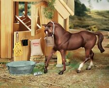 New Breyer Traditional Stable Feeding Set (Scale 1.9)