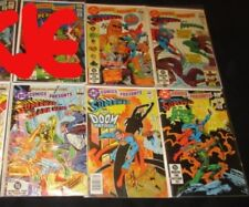 DC Comics Presents U-PICK ONE #46,48,50,52,53 or 54 DC 1982-83 PRICED PER COMIC