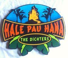 Custom Tiki Bar House Sign 3D routed carved Island Beach Volcano Bar Custom