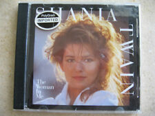 Shania Twain - The Woman in Me - 12 Songs - Polygram label CD (1995) - Imported