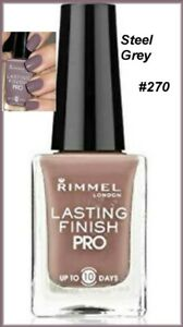NEW RIMMEL LASTING FINISH PRO NAIL POLISH & FRENCH MAICURE PRO CHOOSE YOUR COLOR