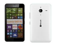 Microsoft Lumia 640 XL in Weiß Handy Dummy Attrappe  Requisit, Deko, Ausstellung