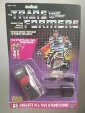 Transformers G1 WILDERIDER/STUNTICON/TF/HASBRO/FIGURE/CYBERTRON/MOVIE