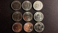 Shell lot 9 sammelmünzen fútbol WM méxico 1970