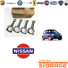 NISSAN MICRA II 1.5 D  02/98 AL 02/03 KIT 4 BIELLE NUOVE ORIGINALI 12100-6F900