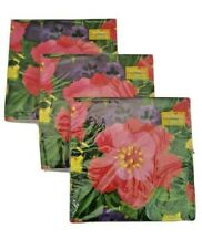 Floral luncheon paper napkins Isabelle Party Made Germany Three Packages