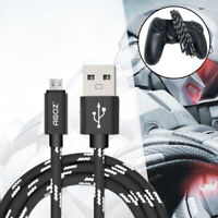 Durable Micro USB FAST Charge Cable for Sony Playstation 4 PS4 Controller