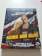 Natural Born Killers (Blu-ray Digibook) Oliver Stone, Woody Harrelson