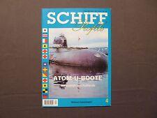 Navire-Profile Nº 4, sous-marins nucléaires de l'URSS et de la Russie, Copenhague