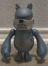 """Touma Scar Bear 6"""" Knuckle Bear 2007 Limited Vinyl Toy Kaiju signed"""