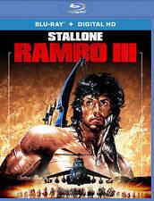 Rambo 3 Blu-ray NO CASE NO ART EXCELLENT CONDITION