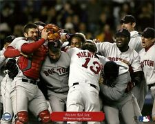 BOSTON RED SOX 8x10 TEAM PHOTO Beat the damn Yankees 2004 AL CHAMPS World Series