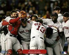 BOSTON RED SOX 8x10 TEAM PHOTO Beat the damn Yankees 2004 AL CHAMPS World Series