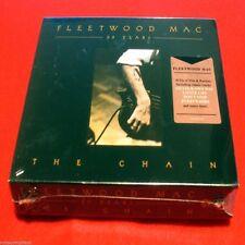 FLEETWOOD MAC - The Chain 25 Years - 4 CD Box Set
