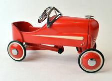 Hallmark Kiddie Car Classics 1940 Fendron Pioneer Roadster Red Pedal Car Qhg9037
