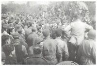 Postcard, WW2 US Troops under instruction Before D-Day June 19944, World War 36N