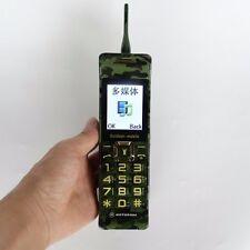 Green Camo Retro nostalgia C3 Unlocked quad band cellphone dual sim Long-standby