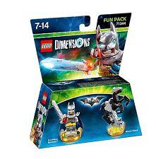 The LEGO BATMAN MOVIE Excalibur Batman & Bionic Steed DIMENSIONS 71344 NEW boxed