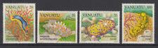 Vanuatu - Michel-Nr. 712-715 postfrisch/** (Meeres-Schnecken / Nacktschnecken)