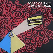 The 7/8 Wonders of the World; Miracle Chosuke 2003 CD, Experimental Rock, Noise,