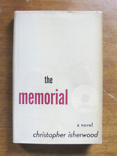 THE MEMORIAL by Christopher Isherwood  - 1st/1st  - 1946 HCDJ  - VG+