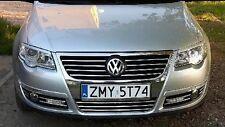 VW  Passat B6 3C 2005-2010 eyebrows headlights spoiler  eye lids eyelids lip