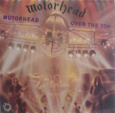 "7"" 1981 GERMAN PRESS RARE MINT-! MOTORHEAD Over The Top"