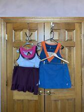 Lot Of 2 JoFit Tennis/golf Outfits, Large, EUC