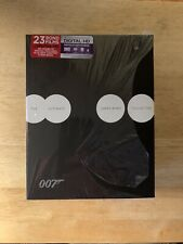 The Ultimate James Bond Collection (Blu-ray Disc, 2016, 24-Disc Set) Spectre