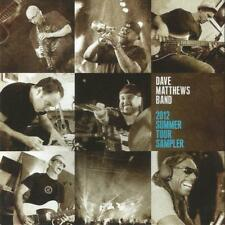 Dave Matthews Band 2012 Summer Tour Sampler EP