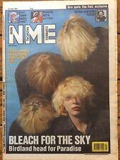 NME 22/7/89 Birdland cover, Beastie Boys, KRS-1, Husker Du, Frazier Chorus