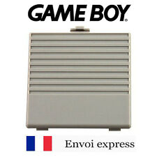 Cache pile gris Game Boy Classique FAT neuf [Battery cover Gameboy GB] FRANCE