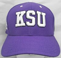 Kansas State Wildcats NCAA Colosseum adjustable cap/hat