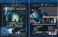 SPLIT SECOND --- Blu-ray --- Klassiker --- Rutger Hauer --- Uncut --- Neu & OVP