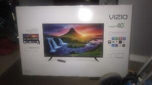 """Vizio D-Series D40f-E1 40"""" 1080p HD Full Array LED Internet TV"""